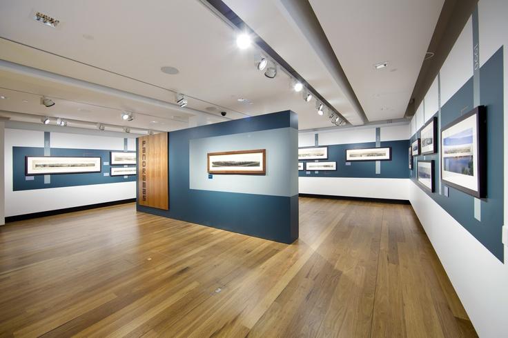 The Clem Jones Gallery featuring Panoramas