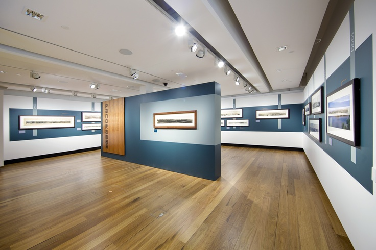 The Clem Jones Gallery featuring Panoramas