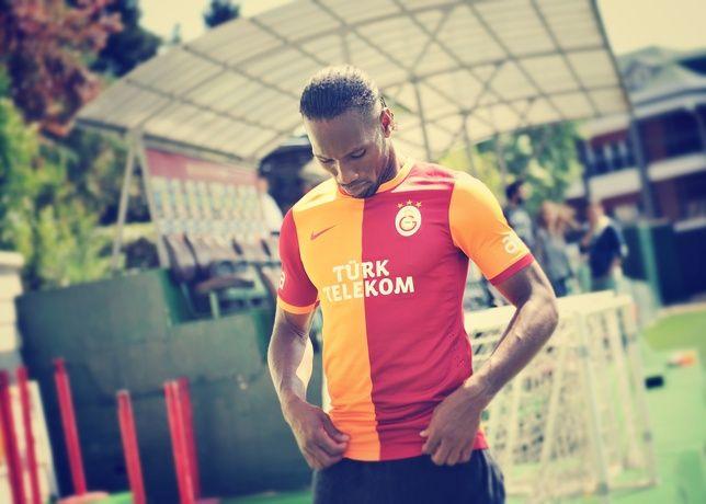 #Drogba #Galatasaray #enbüyük #cimbom #aslan #kral #Drogbaba #gol #sarikirmizi