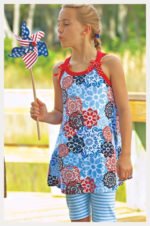4th of july clothing plus size
