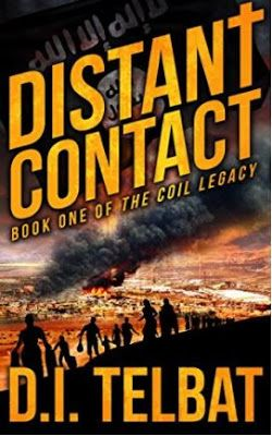 Reviews by Peter: Distant Contact (COIL Legacy Book 1) by D. I. Telb...