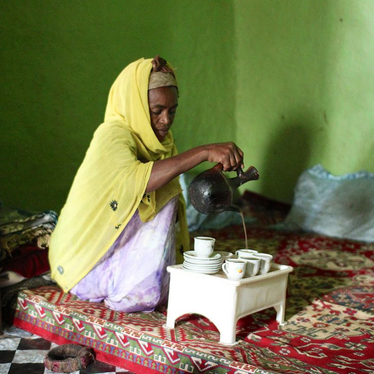 Ethiopian coffee ceremony | by The Coffee Collective