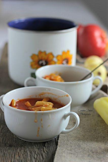 My world in a jar: Pastai scazute / Mancare de pastai