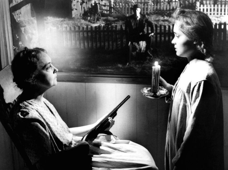 10 great Southern Gothic films, Night of the Hunter, one of my all time faves