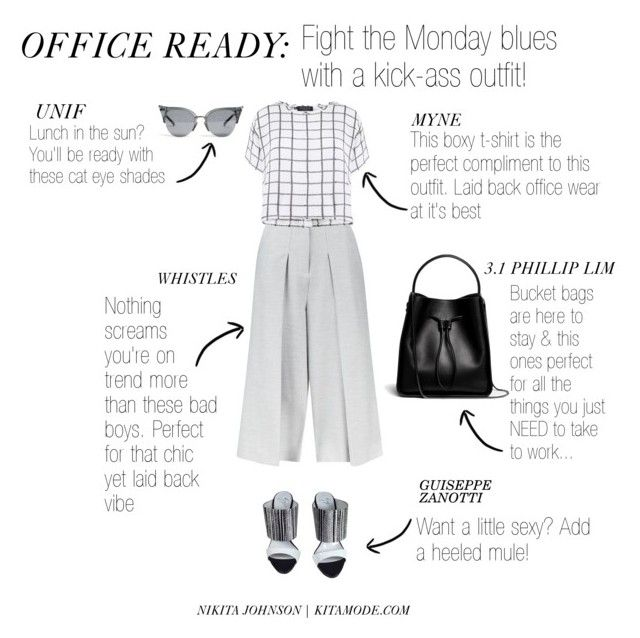 """Office ready"" by kitamode on Polyvore"
