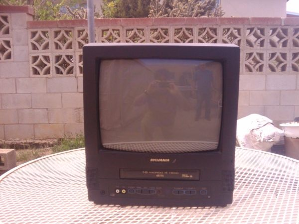 I miss these kind of tv's: Tv S, Sylvania 13, Color Tv Vcr, Tvs