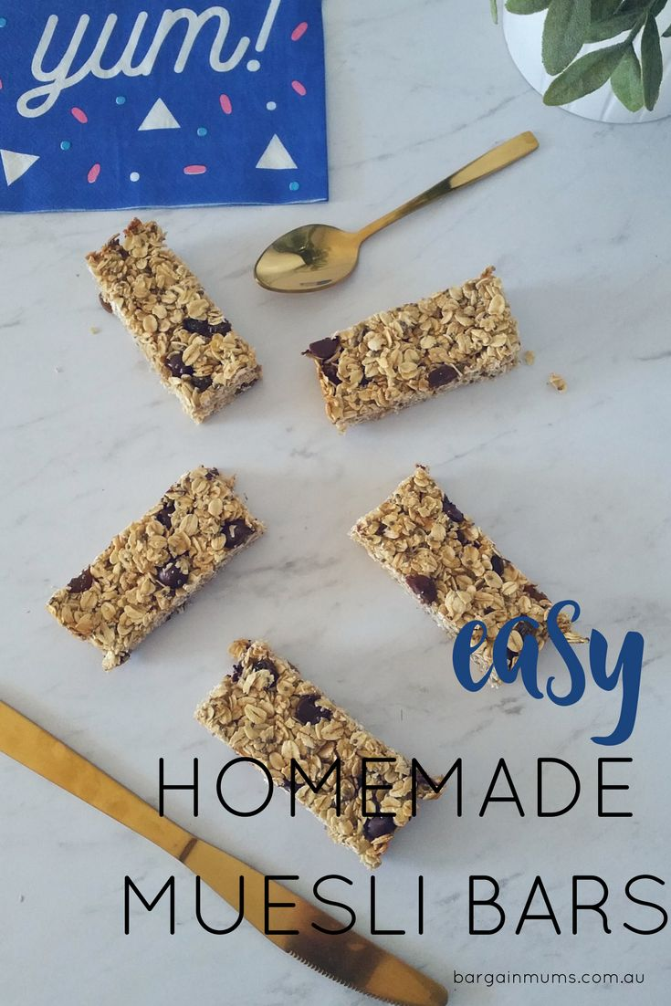 Muesli bars are a lunchbox staple for many, but so many of them are loaded with sugar, and not exactly that cheap either. Over the past few years I have tried so many different ways to make muesli bars that actually stick together, but have never found a method that works…until now!   […]