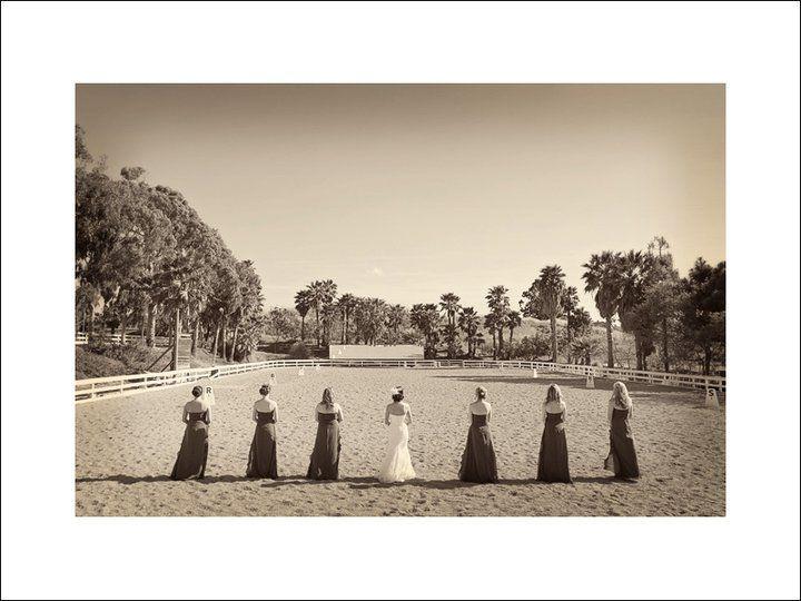Huntington Beach Stables Wedding