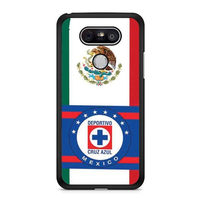 Cruz Azul Logo And Flag LG G6 Case Dewantary