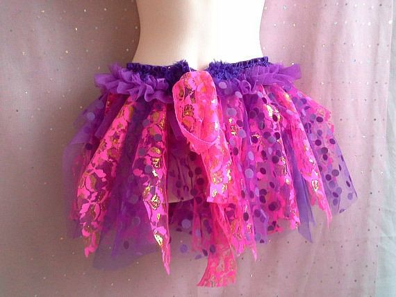 BURNING MAN TUTU woman's festival skirt by SwirlnTwirlGirl on Etsy