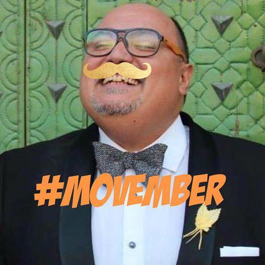 EN #NOVIEMBRE Viva #MOVEMBER #MOVEMBER2015
