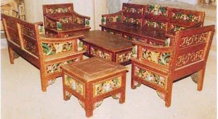 Jepara Carving table | Teak Wood Carving Furniture
