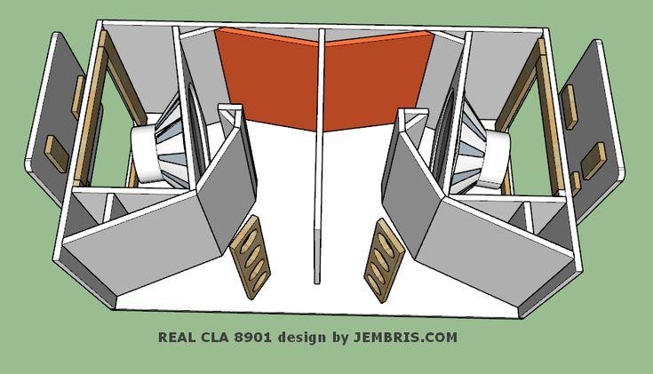 Skema Box Real Cla 8901b Lapangan