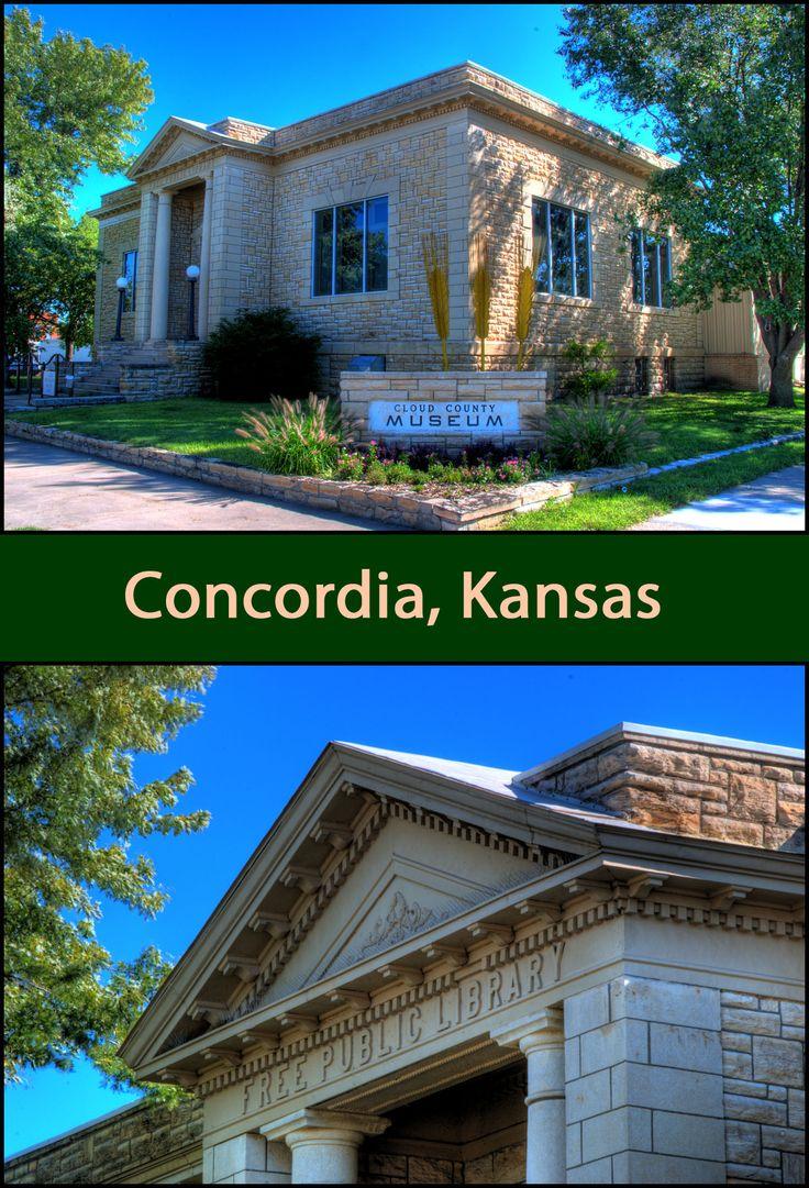 15 best Carnegie Libraries: Kansas images on Pinterest   Kansas ...