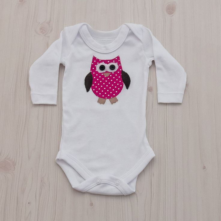 Pink Owl Body Vest 100% Cotton www.soulnaturals.co.za