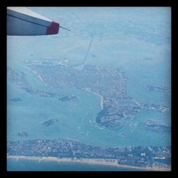Venezia: uno spettacolo anche dall'alto!!