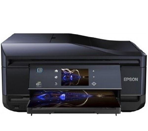 EPSON Expression Photo XP-850 - Trådløs flerfunksjonell fargeblekkskriver + nettverk fra Pixmania. Om denne nettbutikken: http://nettbutikknytt.no/pixmania/