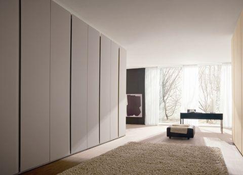 Ultra modern wardrobe