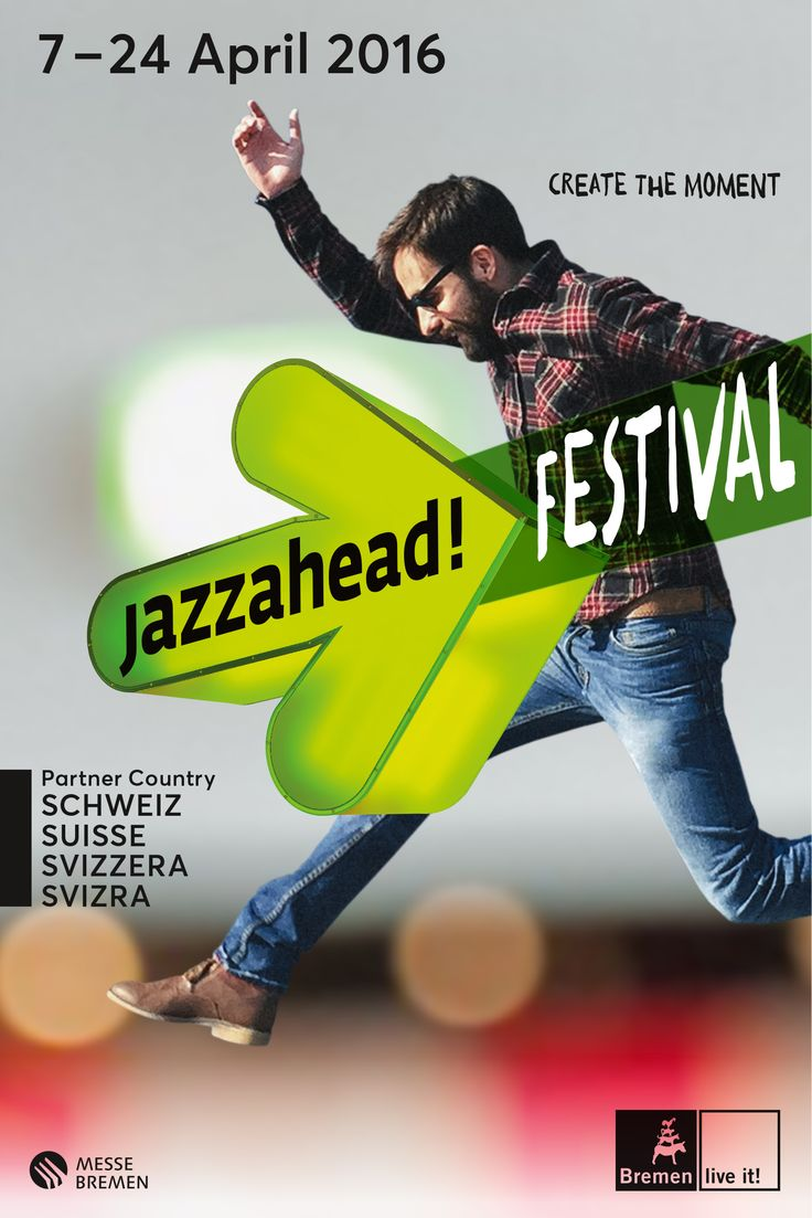 JAZZAHEAD! FESTIVAL FROM 7 TO 24 APRIL IN BREMEN WITH PARTNER COUNTRY SWITZERLAND | Europe Jazz Network
