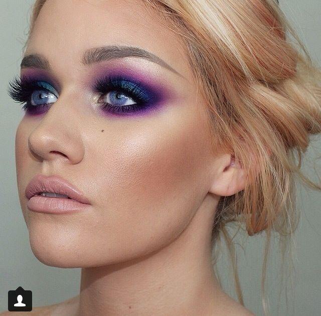 Samantha makeup