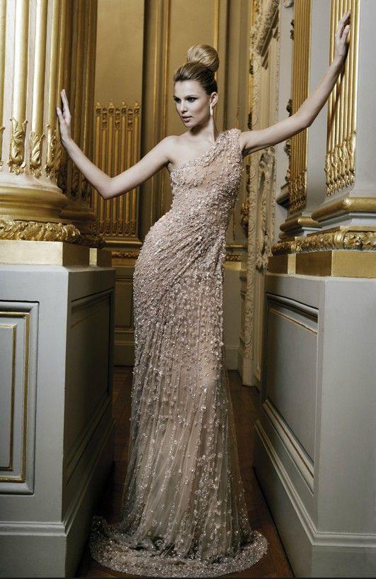 #Elie Saab Summer 2010 Haute Couture #Mario Sierra