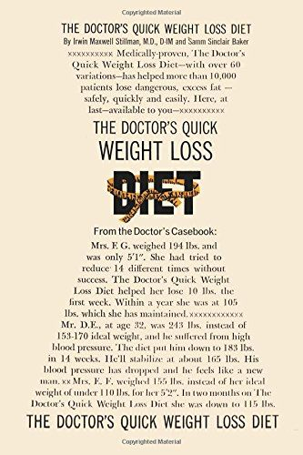 stillman's quick weight loss diet