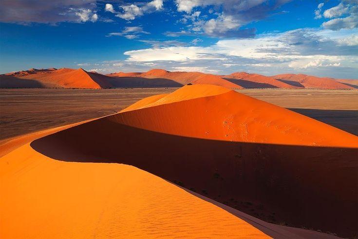 Фантастические пейзажи Намибии. Обсуждение на LiveInternet - Российский Сервис…