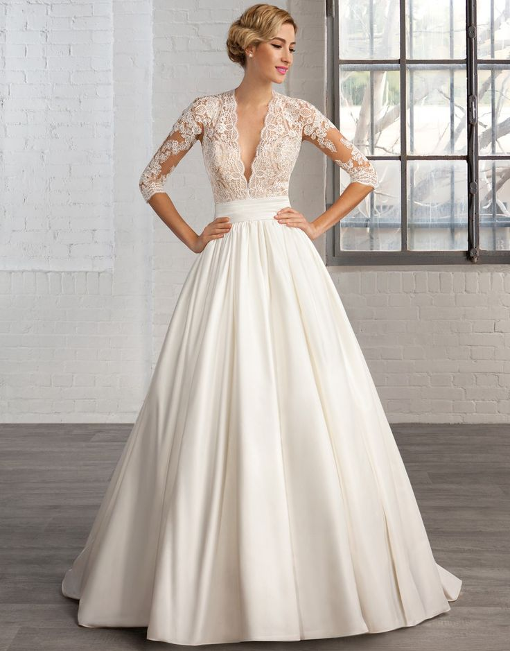 Vestido de novia CAPELLA - Maria Salas