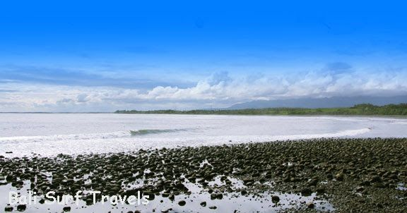 Bali Surf Travels: Medewi Beach - Bali West Surf Spots
