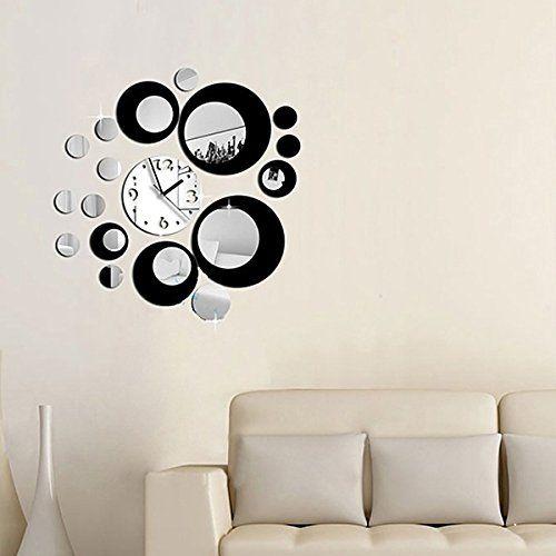 uhren wohnzimmer funk:Wanduhren Wohnzimmer: Attraktive wanduhr designs verleihen dem raum