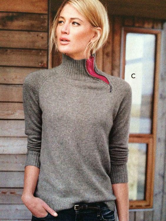 Необычный свитер / Свитер или кардиган: вторая жизнь / ВТОРАЯ УЛИЦА