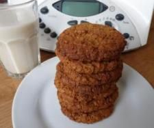 Gluten Free ANZAC biscuits by Kristine