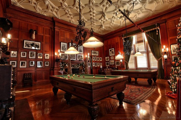 Biltmore Estate | The pool room of the Biltmore Estate - Most interesting, funny and ...