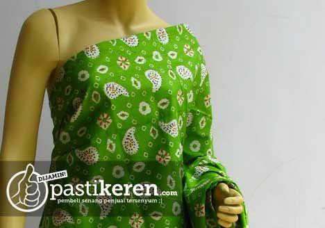 Batik Madura Motif Jumputan