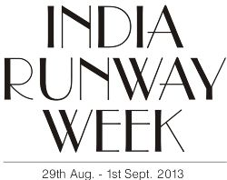 The Indian Federation for Fashion Development (IFFD) is all set to provide the young designers with a platform to showcase their talents to get a distinguished recognition during the India Runway Week 2013 to be held from 29th August to 1st September 2013 at Mapple Exotica, New Delhi.