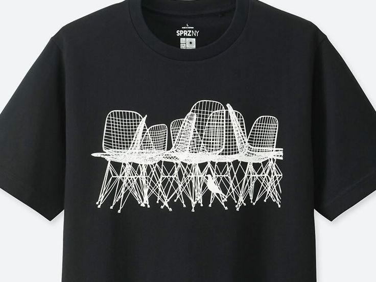 やばい。全部買う。 デザイン界の巨匠、チャールズ&レイ・イームズのグラフィックアイテムがUTに登場! (UNIQLO) なんと! ユニクロのTシャツレーベル「UT]とイームズがコラボ。  ・Tシャツ  ・ルームシューズ  ・フリースブランケット  ・ストール が発売されます。 こ、これは…全部買うかも。 ・ユニクロ × 草間彌生 ・ユニクロ × マックス・ビル に続く衝撃。 2017年9月25日(月)発売です。 →チャールズ&レイ・イームズ   UNIQLO