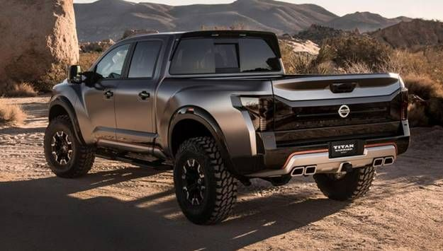 2020 Nissan Titan Redesign Release Date Price