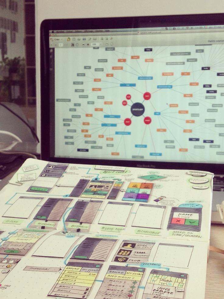 #Wireframe - work in progress by Lucas Briceno - #shanghai #design #interface #app