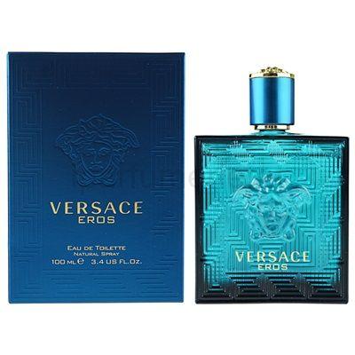 Versace Eros, Eau de Toilette für Herren 100 ml | iparfumerie.at