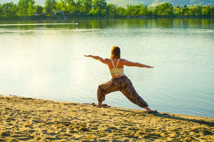 The Flow Harem Pant - Perfect for after yoga or yoga on the beach