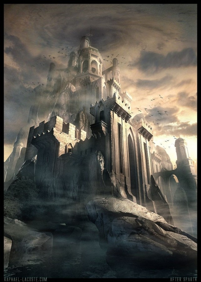 Matte Painting Master pieces