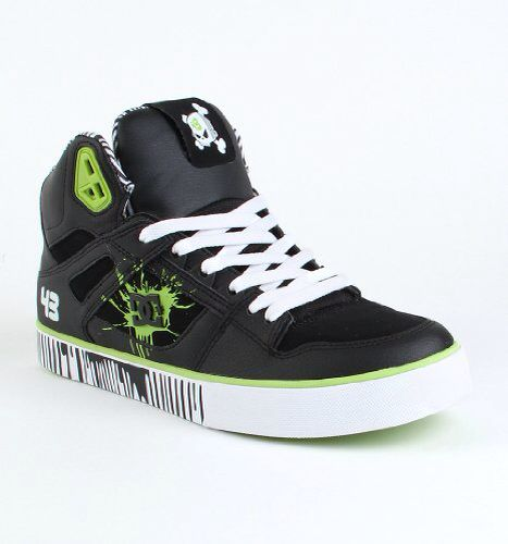 Green Dc Shoes