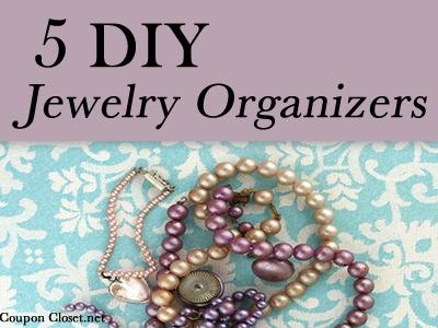 160 best jewellery organization images on pinterest organization 5 different ways to organize your jewelry diy solutioingenieria Gallery