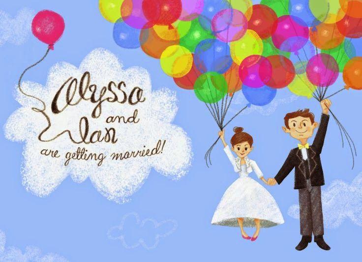6 ideas para una boda temática inspirada en UP