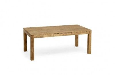 Cacao sofabord oiled oak sofa table wodden drawer swedish design torkelsson. www.helsetmobler.no