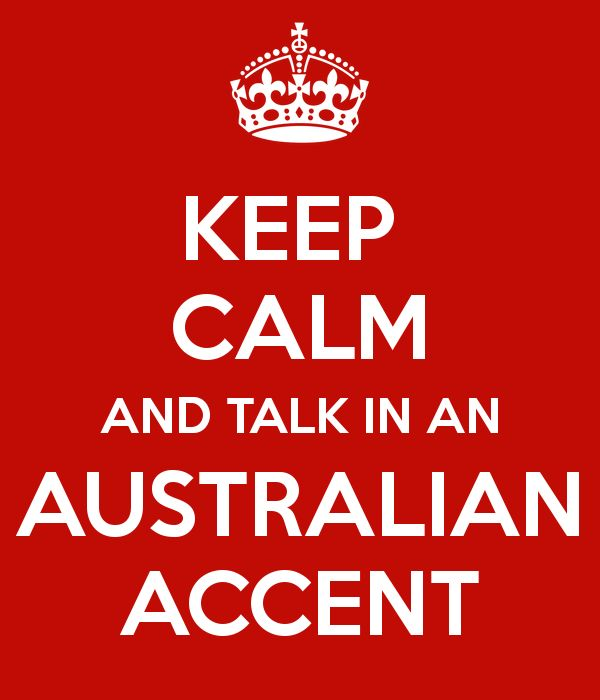 keep calm and australia - Bing Images