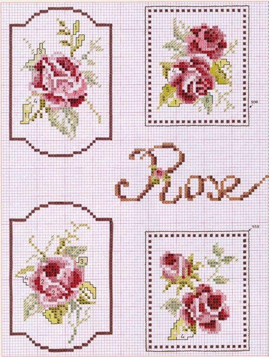 Mejores imágenes de cross stitch alb en pinterest
