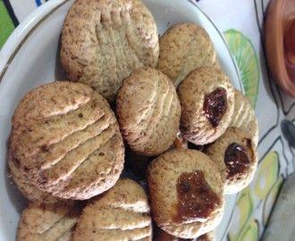 Biscoito Integral de Maizena