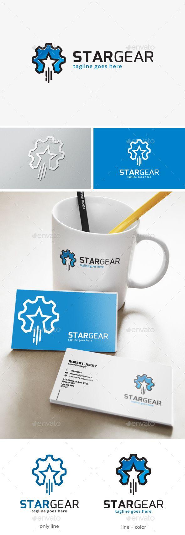 Star Gear Logo