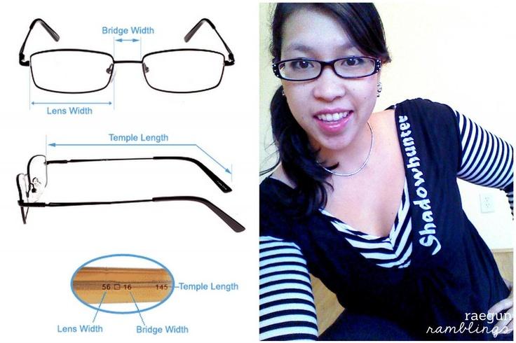 Rae Gun Ramblings: How to Successfully Buy Glasses Online